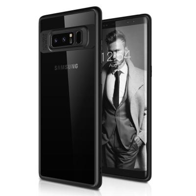 三星 Galaxy Note 8 吸震緩衝防摔透明背蓋手機殼
