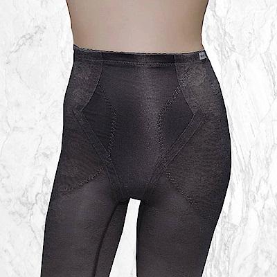 BVD Ladies  PERFECT SLIM系列系列 3分束腹褲(黑色)