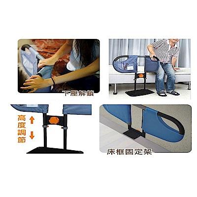 (樂齡網)Famica床邊行動扶手護欄
