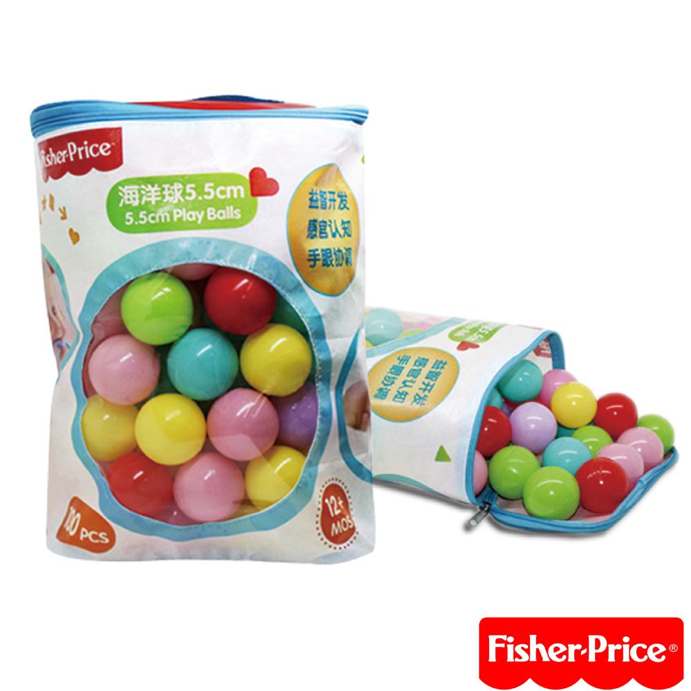 費雪Fisher-Price-海洋球5.5cm(100顆)