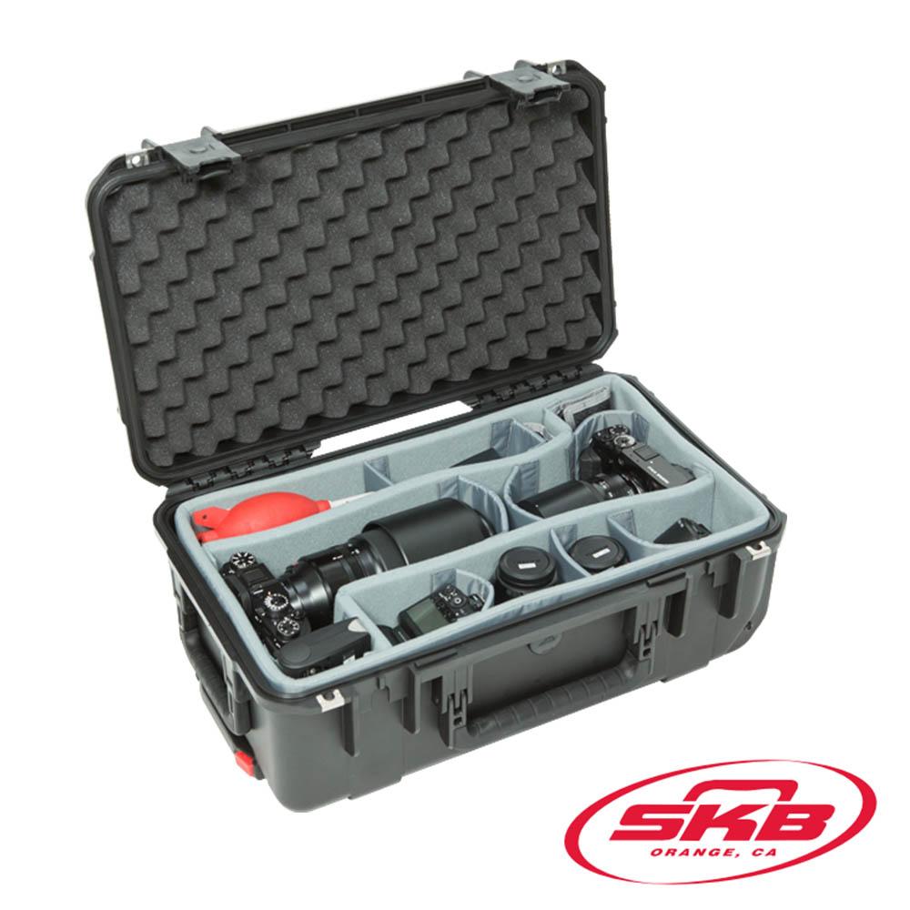SKB Cases 相機滾輪拉柄氣密箱 3I-2011-7DT