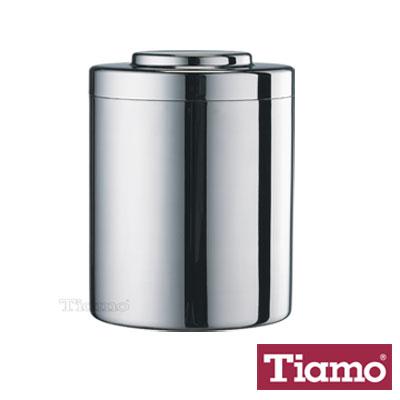 Tiamo 0903不鏽鋼茶葉罐(大)--HG2805