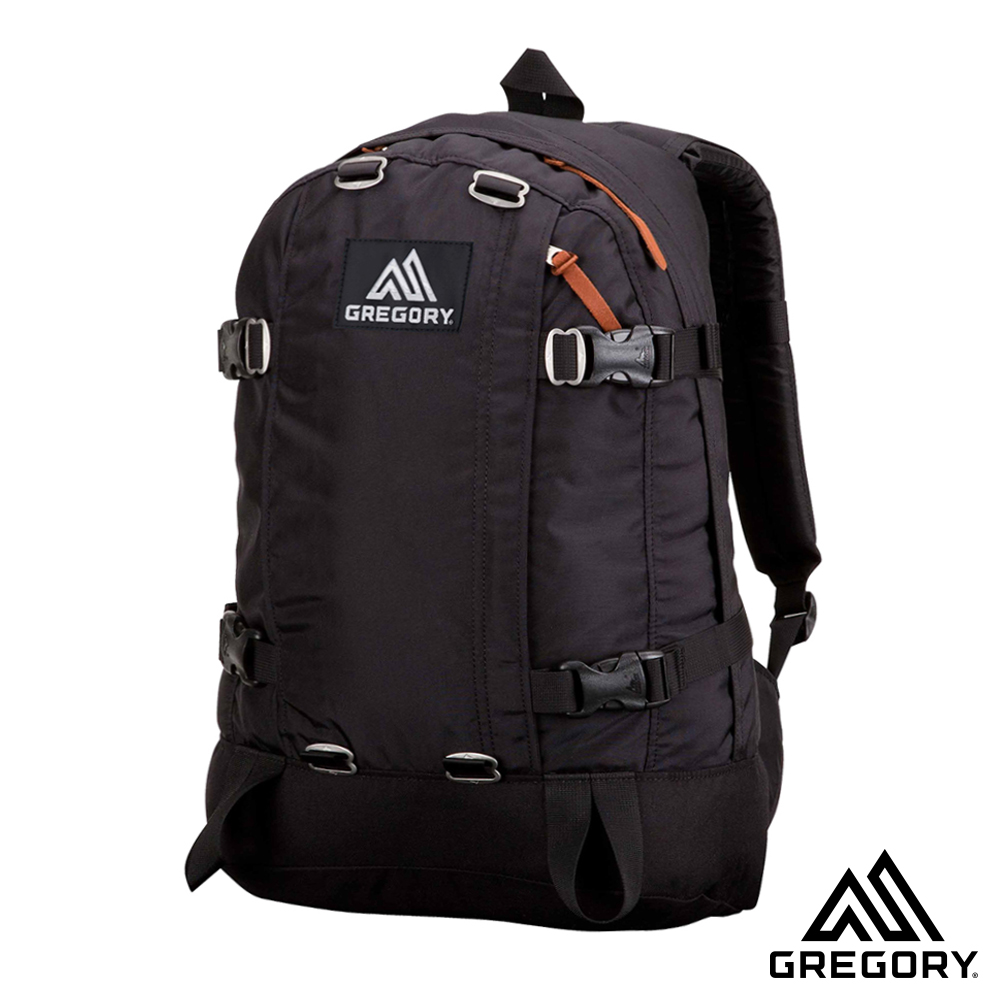 Gregory 22L ALL DAY 日系後背包 黑