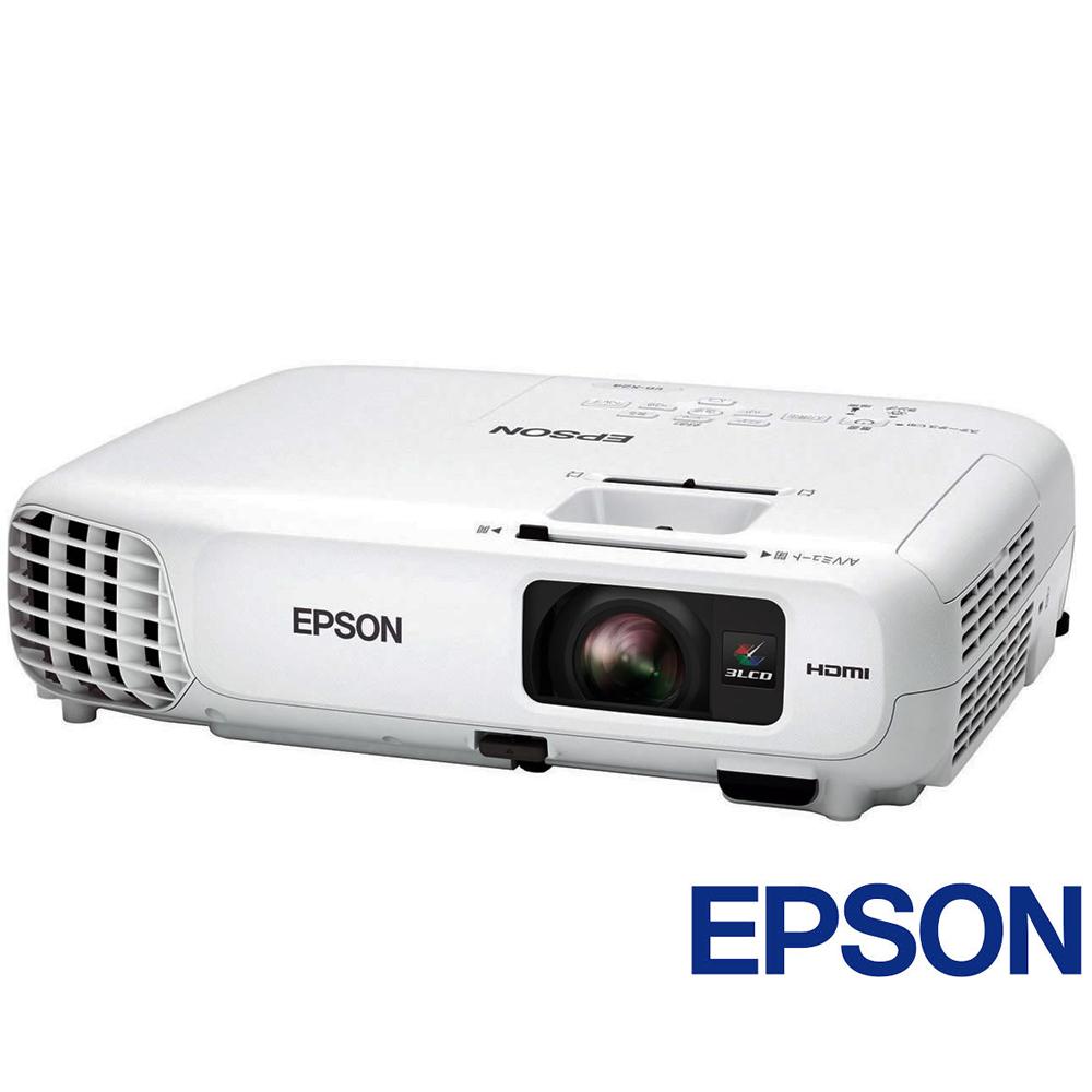 EPSON愛普生 3000流明SVGA 3LCD投影機(EB-S18)