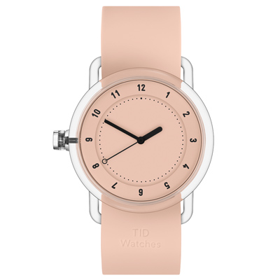 TID Watches No.3 TID-N3-TR90-PK/38mm