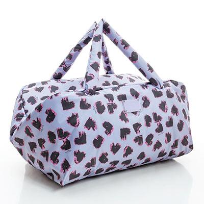 VOVAROVA空氣包-週末旅行袋-彩繪甜心(紫)-法國設計系列