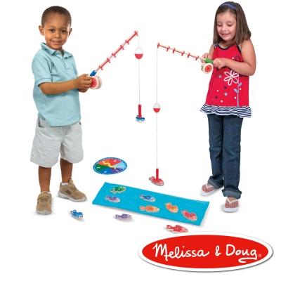 美國瑪莉莎 Melissa & Doug 益智 - 磁力釣魚組
