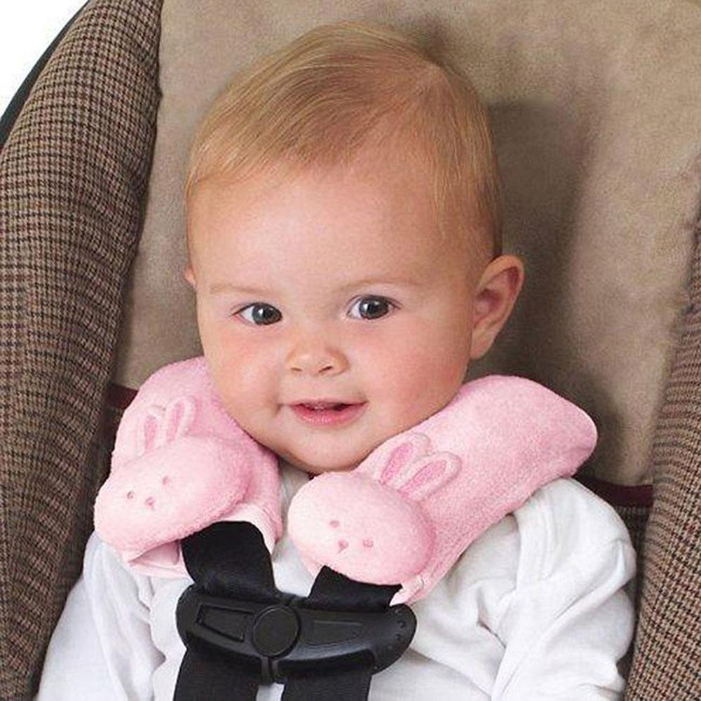 美國 Summer Infant 寶寶肩頸保護枕 粉紅