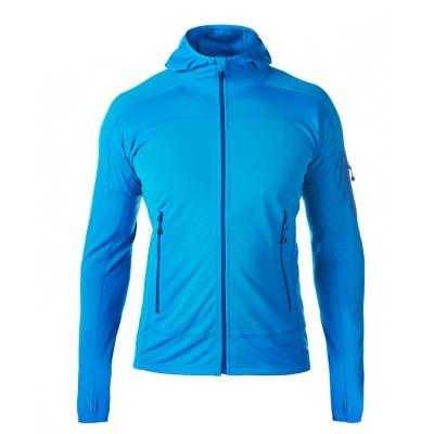【Berghaus 貝豪斯】男款輕量彈性保暖外套H22M29-藍
