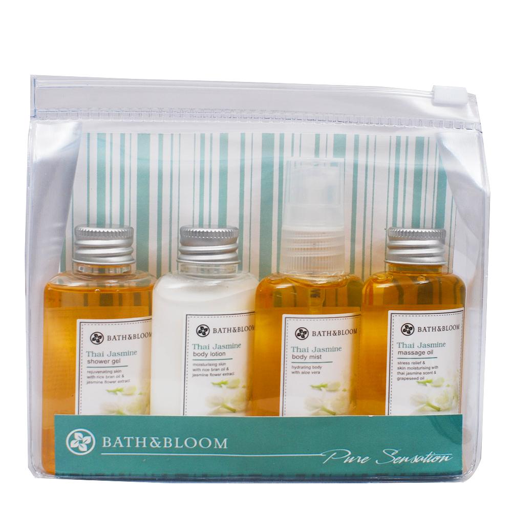 Bath & Bloom 泰國茉莉旅行提袋組-原價750