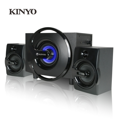 KINYO 2.1多媒體音箱KY1605
