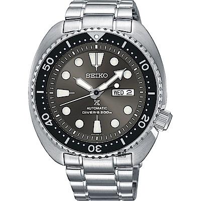 SEIKO精工 PROSPEX SCUBA 潛水200米機械錶(SRPC23J1)