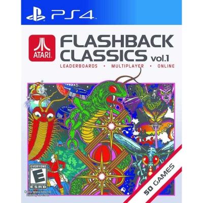 Atari 重溫經典合集 1 Atari Flashback 1- PS4英文美版