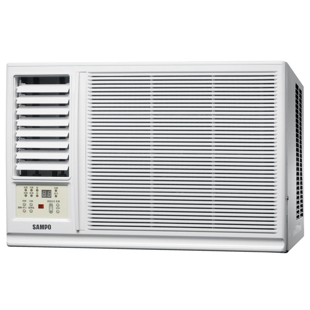 SAMPO聲寶 3-5坪定頻左吹窗型冷氣 AW-PA122R1