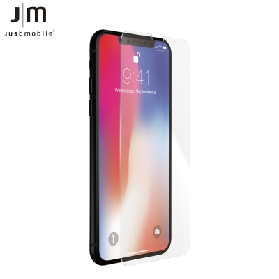 Just Mobile Xkin iPhone X 強化玻璃保護貼