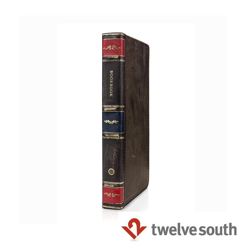 Twelve South BookBook iPhone 6 5.5 吋復古書仿舊皮套-棕