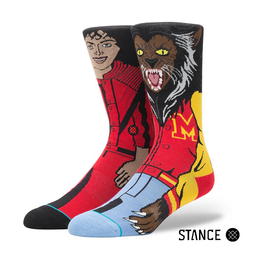 STANCE MICHAEL JACKSON-男襪-休閒襪-MJ紀念款系列