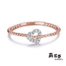 蘇菲亞SOPHIA - 愛的環繞線珠戒指
