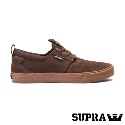 SUPRA Flow系列男鞋-咖啡