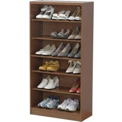 TZUMii 高六格木紋鞋櫃/收納櫃