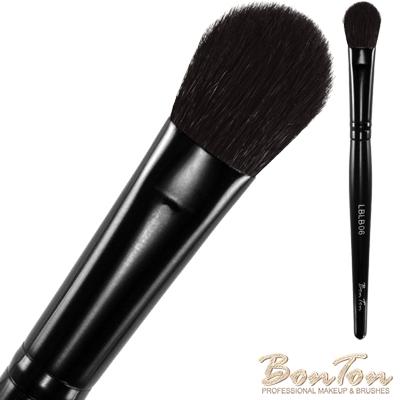 BonTon 墨黑系列 鬆軟眼影刷(L) LBLB06 頂級光峰羊毛