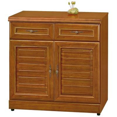時尚屋施勝發正樟木<b>2</b>.7尺碗櫥櫃