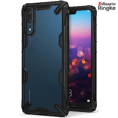 Ringke 華為 Huawei P20 [Fusion X] 透明背蓋手機保護...