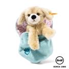 STEIFF德國金耳釦泰迪熊 袋中小狗 Kelly Dog(動物王國)