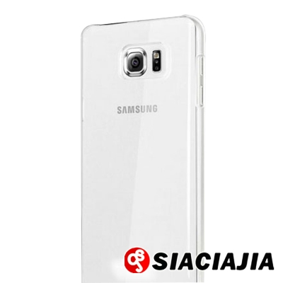 水漾 SAMSUNG Galaxy Note5 100%透明手機殼