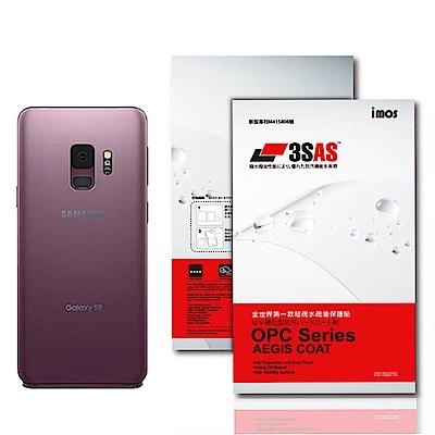 iMos Samsung Galaxy S9 3SAS 背面保護貼