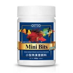 OTTO奧圖 小型魚漢堡顆粒飼料 400g