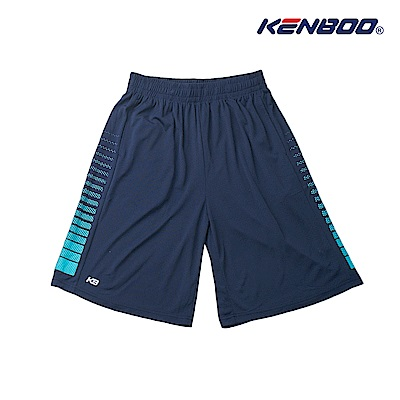 KENBOO吸排籃球褲-丈青