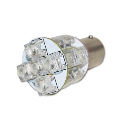 嘉燈LED雙芯斜角燈泡(紅色雙芯/黃色單芯)歐規斜角(2入組)
