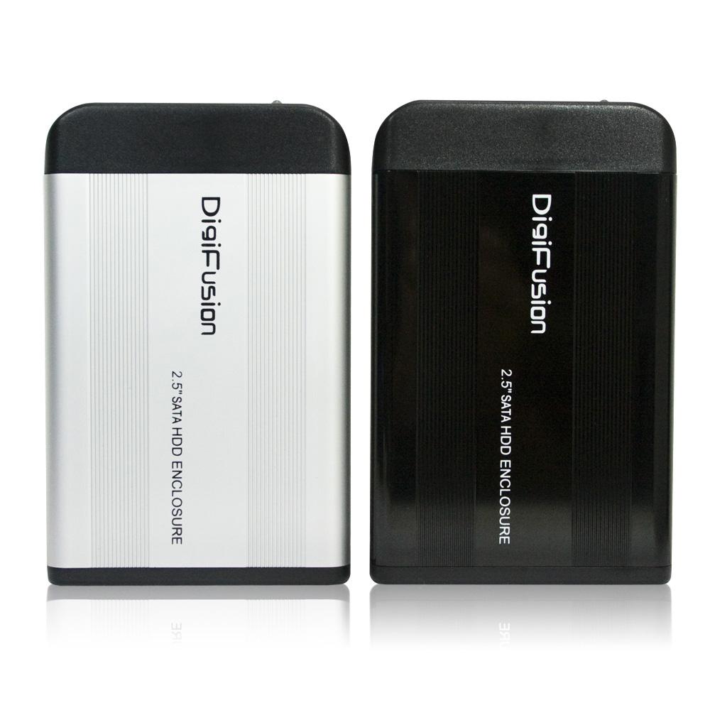 伽利略SATA轉USB2.0 2.5吋硬碟外接盒