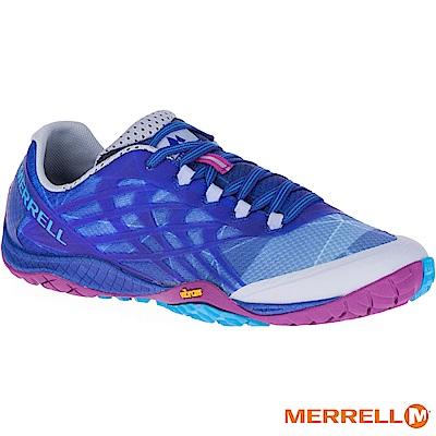 MERRELL TRAIL GLOVE 4 訓練女鞋-紫(09668)
