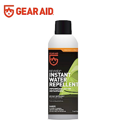 【美國GearAid】Instant Water Repellent快乾防撥水劑-2入