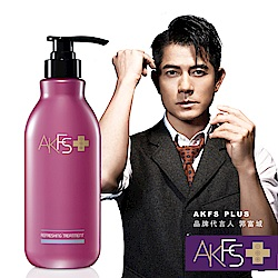 AKFS PLUS 清爽順滑修護乳400ml