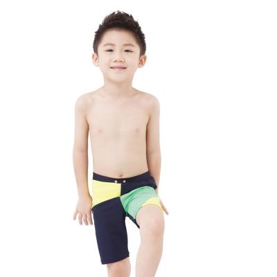 Aquanaut奧可那泳裝 多色繽紛三分泳褲