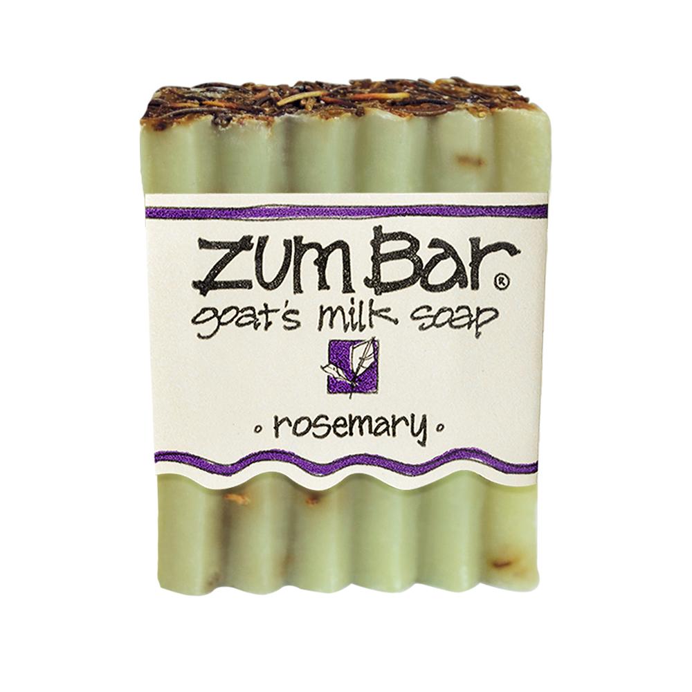 Indigo Wild-Zum Bar天然精油冷製手工羊奶皂(迷迭香)85±5g