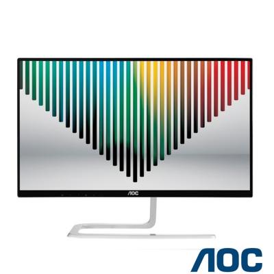 AOC i2781FH 27型AH-IPS不閃屏超窄邊框寬電腦螢幕