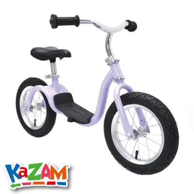 【 美國 KAZAM 】 兒童平衡 學習最佳幫手 平衡滑步車- 紫色