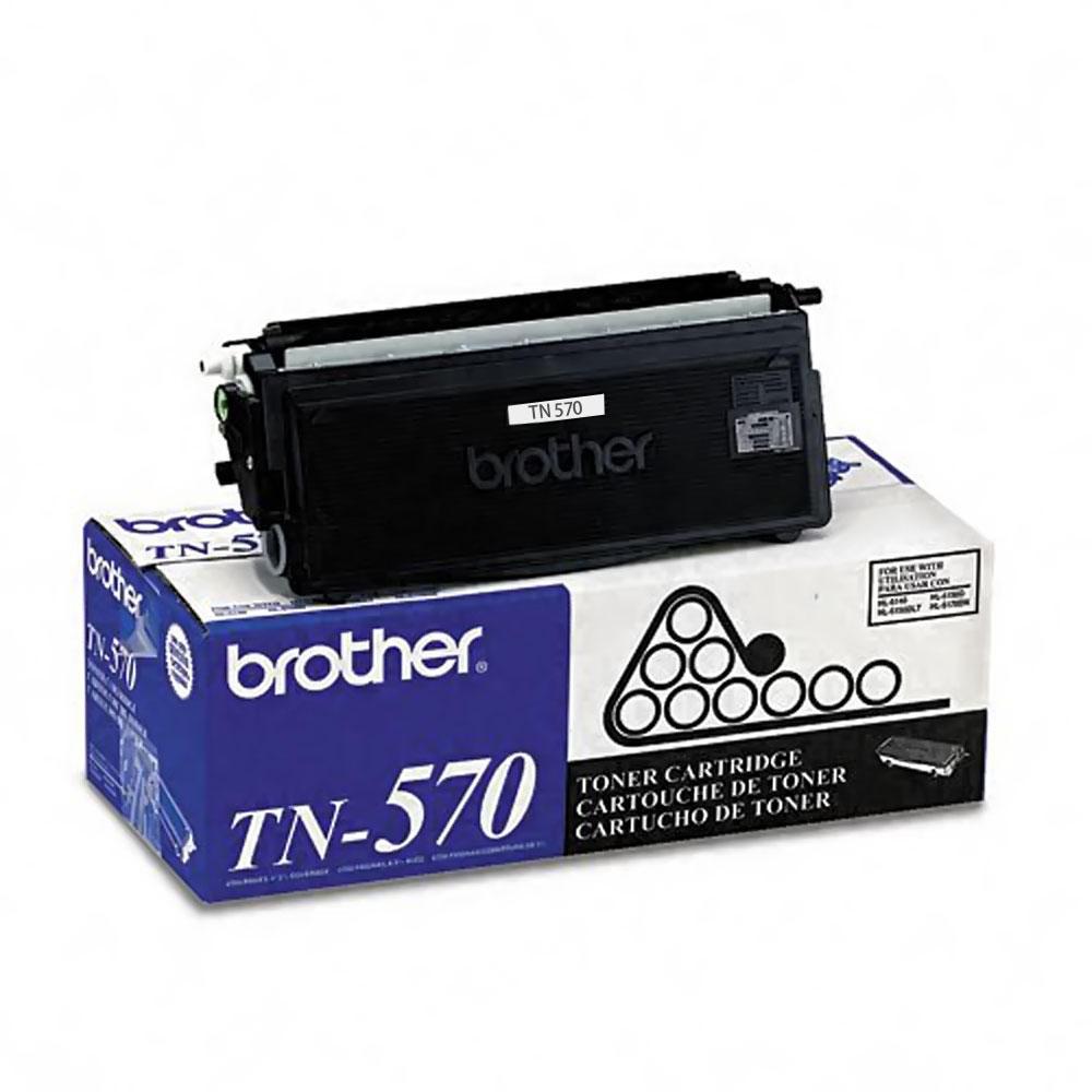 【福利品】Brother TN-570 原廠雷射碳粉 @ Y!購物
