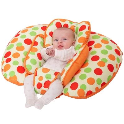奇哥 ClevaMama 十合一育嬰枕-彩色