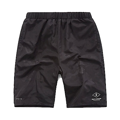 CACO-品牌黑迷彩褲-男【ONC042】