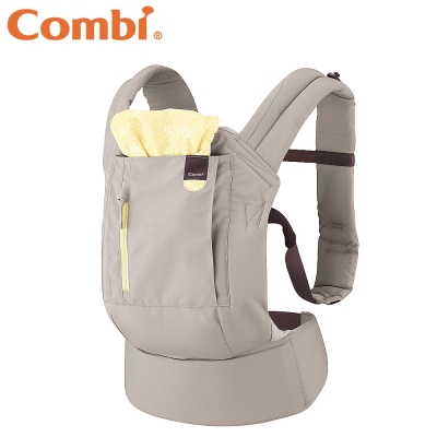 【麗嬰房】Combi JOIN 減壓型背巾(冰霜灰)