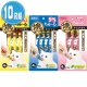 CIAO 啾嚕 日本 鰹魚燒肉泥系列(12gX4入)X10袋組 product thumbnail 1