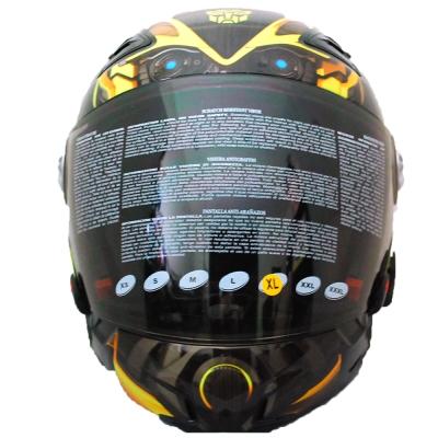 變形金剛安全帽DJ10C 大黃蜂(台灣製造)