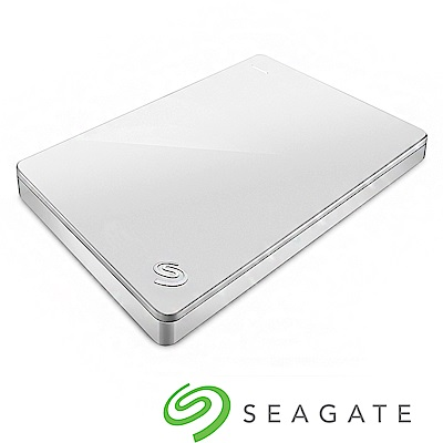 Seagate Backup Plus Silm 2TB USB3.0 2.5吋行動碟-白