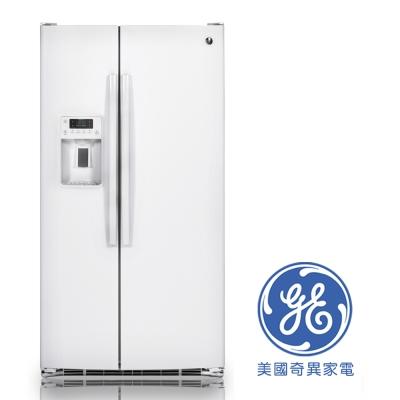 GE奇異 733L對開門冰箱 GSS25GGWW純白