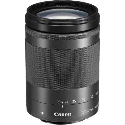 Canon EF-M 18-150mm f3.5-6.3 IS STM 平輸白盒- 黑色